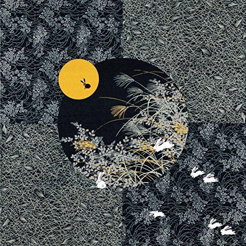 Black Japanese Fabric - 8