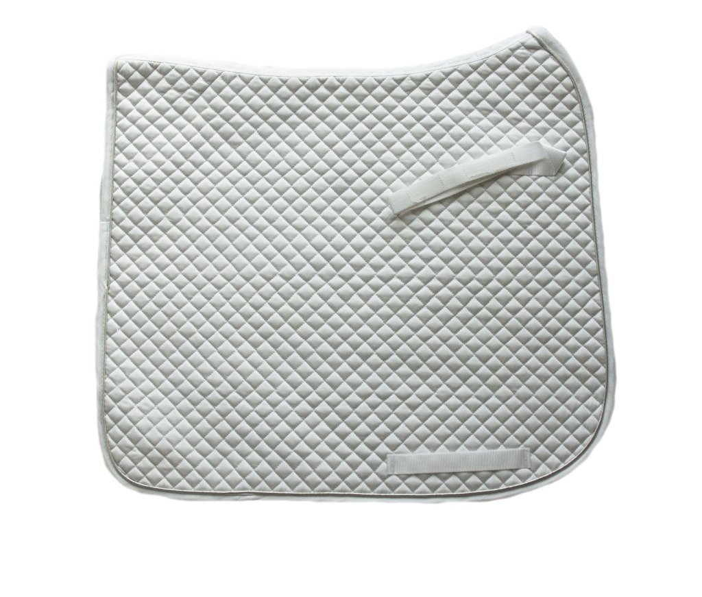 Small Hkm Dressage Quilted Saddle Pad