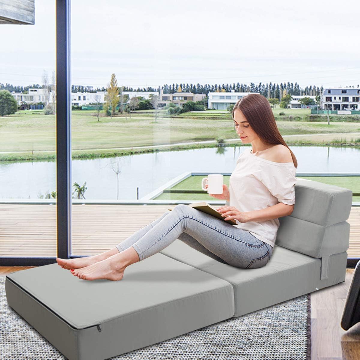 Giantex Floor Couch Sofa