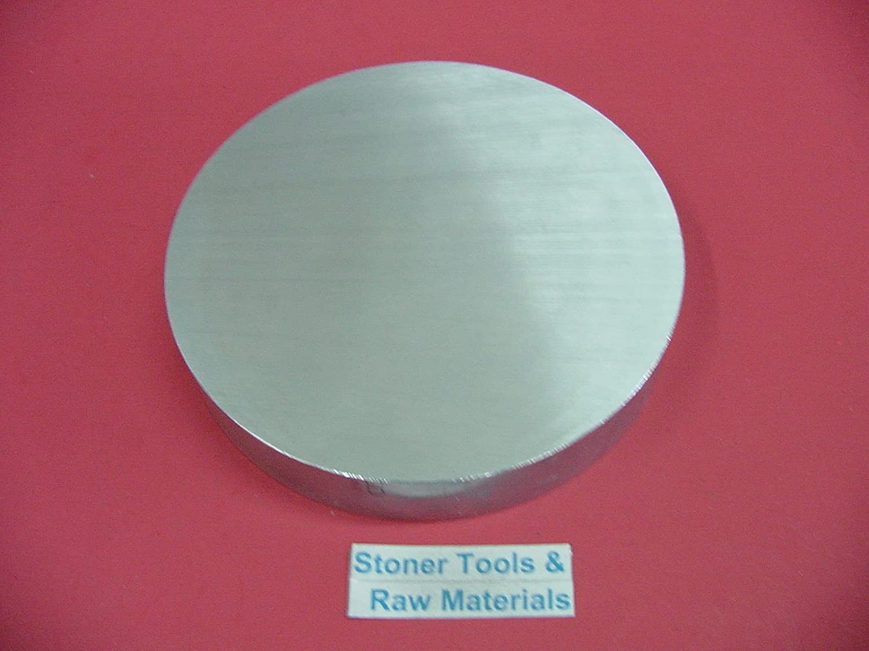 "5/"" ALUMINUM 6061 ROUND ROD 4.2/"" LONG T6511 5.00/"" Diameter Solid Lathe Bar Stock"
