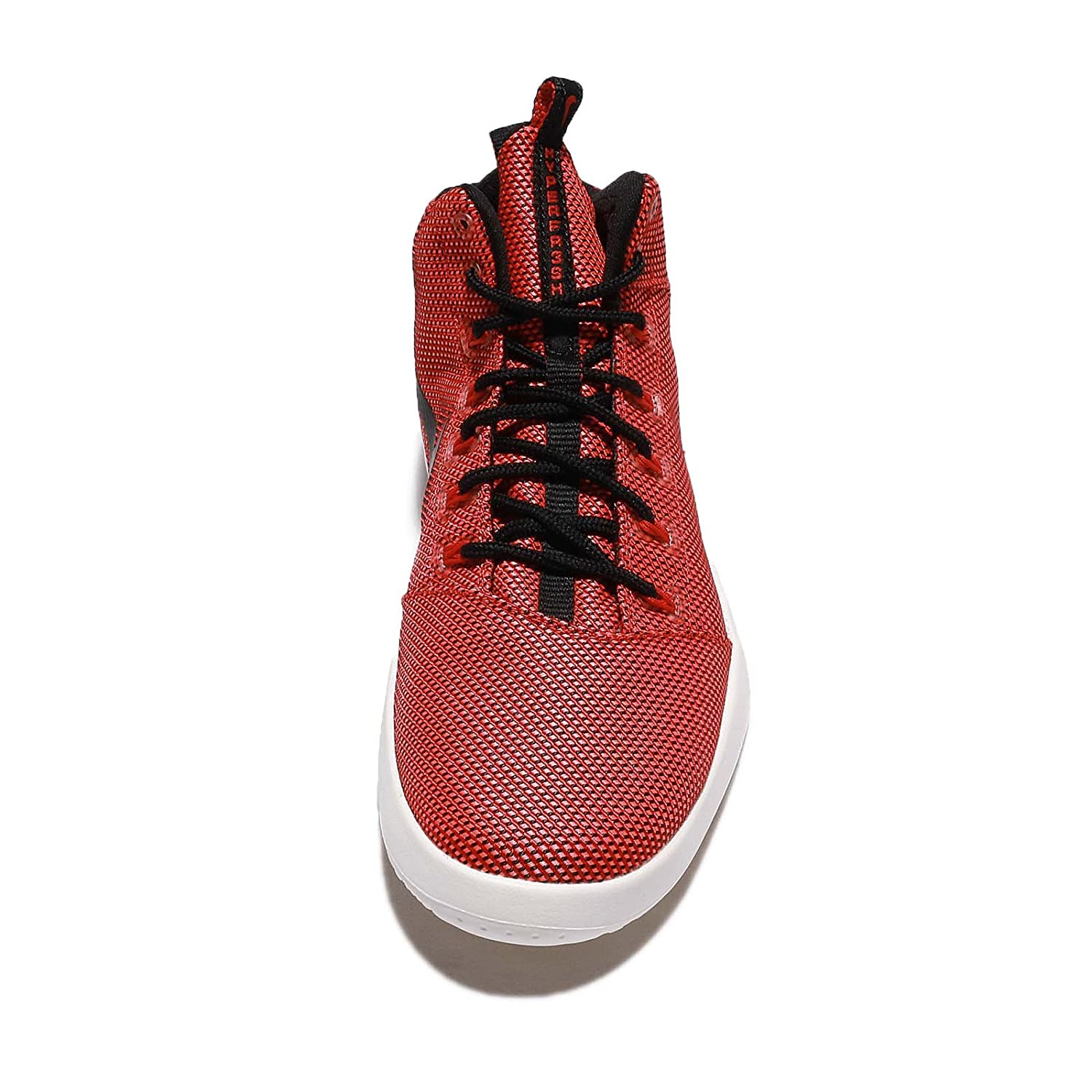 Nike Mens Hyperfr3sh Round Toe Canvas Basketball Shoe