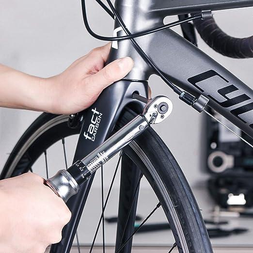 KIMISS Bike Wrench , 1Pc chiave in acciaio al carbonio bici bicicletta movimento centrale chiave manovella rimozione installazione strumento di riparazione