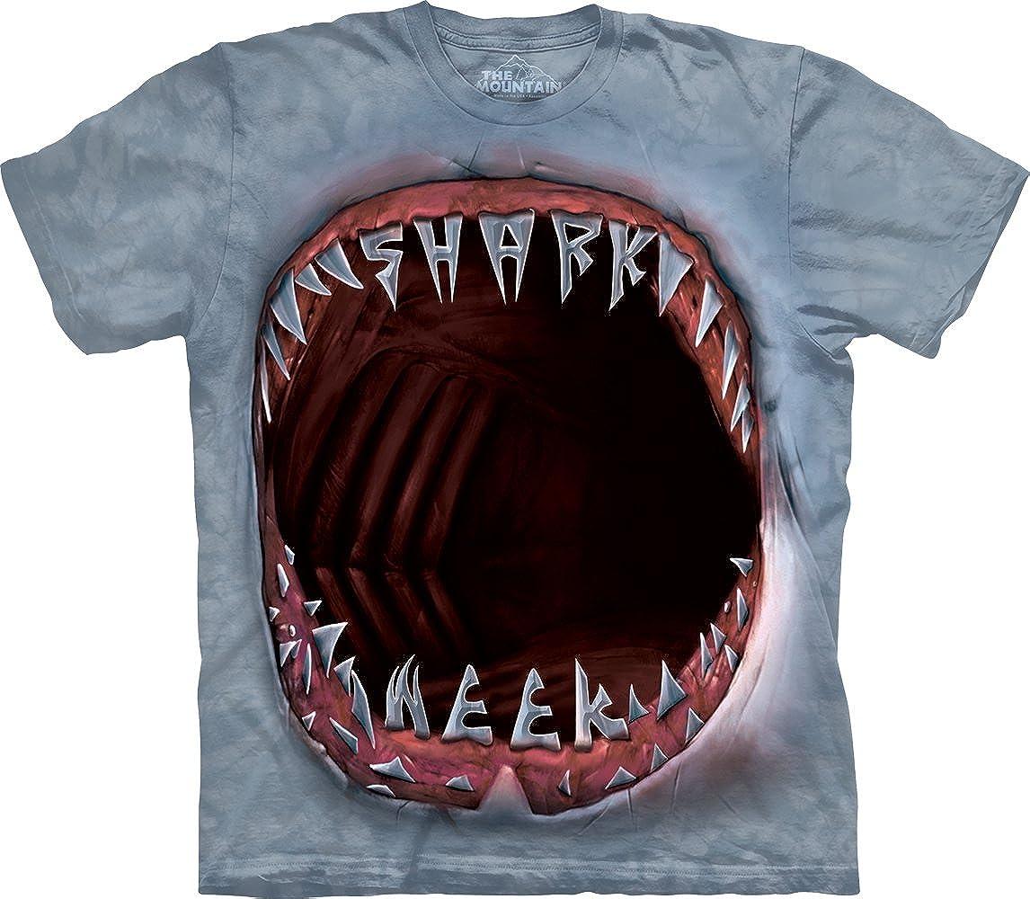 The Mountain Men's Shark Week Mouth T-Shirt