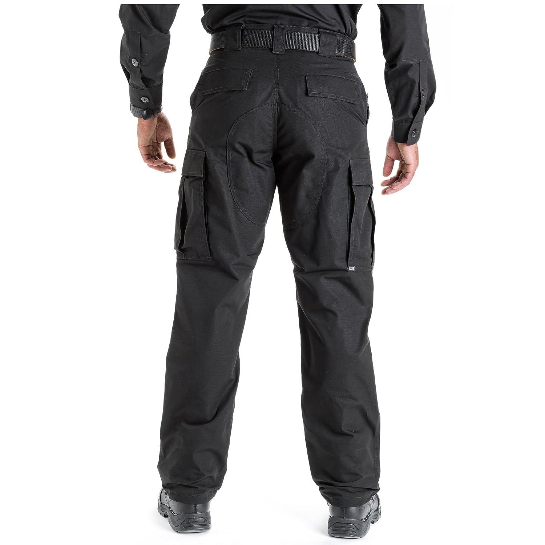 5.11 Tactical Mens Ripstop TDU Pants 3X-Large Black
