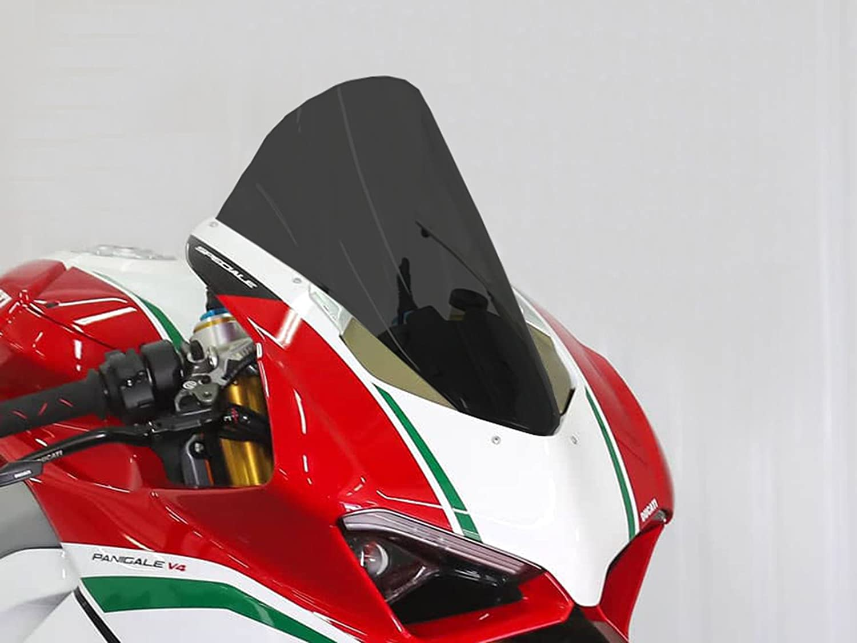 2 x Ultra Klar Ducati Panigale V4 2018 Displayschutzfolie Tachoschutzfolie Screen Protector