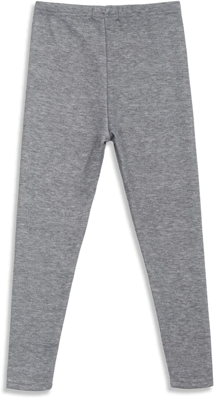 GAZIAR Boys Fleece Pant Girls Legging Kids Pajama Trousers Active Jogger Sport Sweatpant