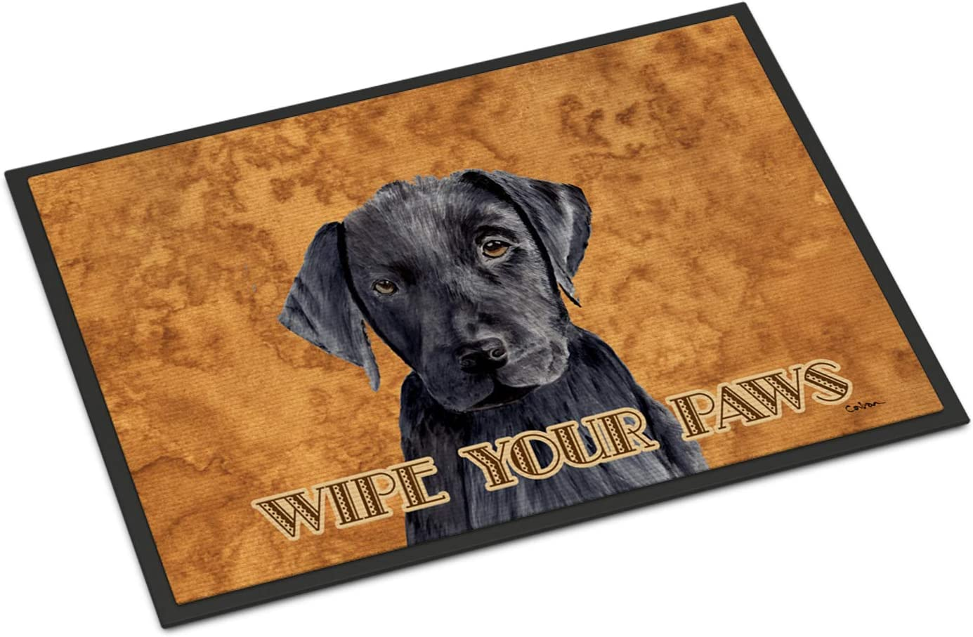 Caroline s Treasures SC9136MAT Labrador Indoor or Outdoor Mat 18×27 Doormat, 18H X 27W, Multicolor