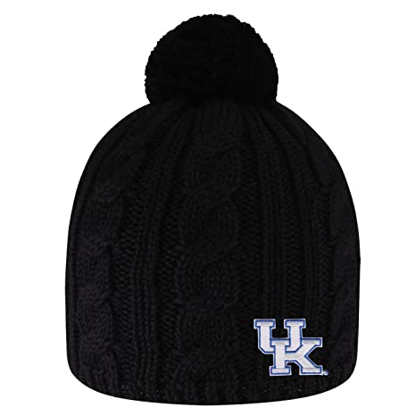 4a41b5af0fd Image Unavailable. Image not available for. Color  University of Kentucky  Cumberland Pom Pom Beanie