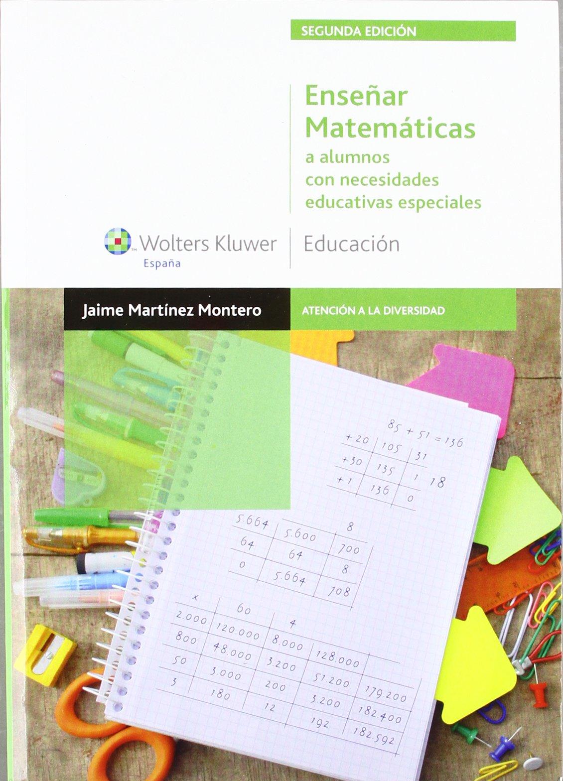 Enseñar matemáticas a alumnos con necesidades educativas ...