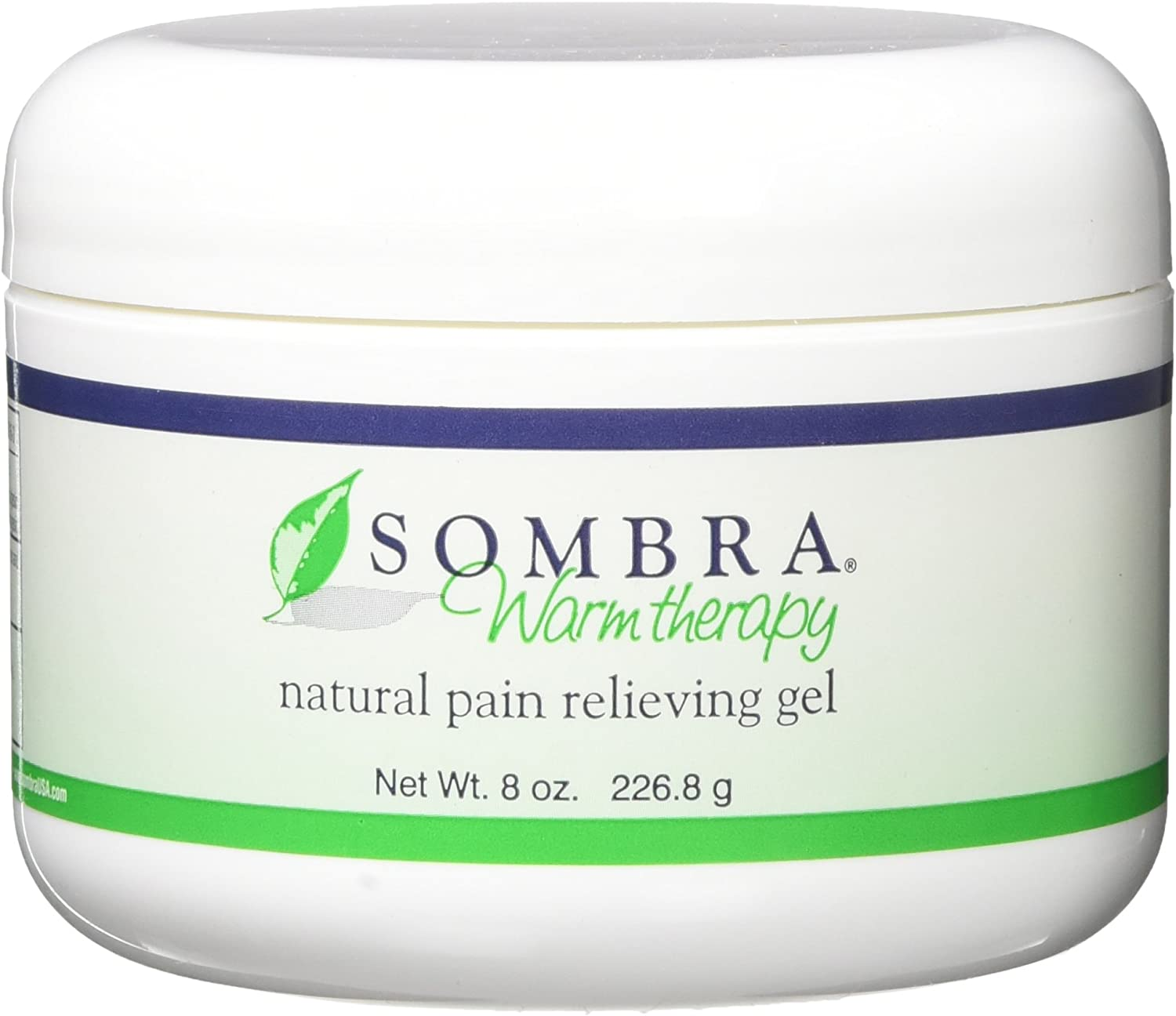 Sombra Warm Therapy Pain Relieving Gel, 2 Count