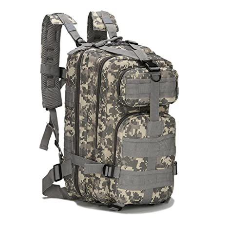 Gonex 45L Tactical Backpack Waterproof Military Hiking Camping Bag Day Pack