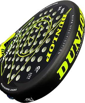 Dunlop Pala de Padel Titan 2.0 Yellow: Amazon.es: Deportes y aire ...