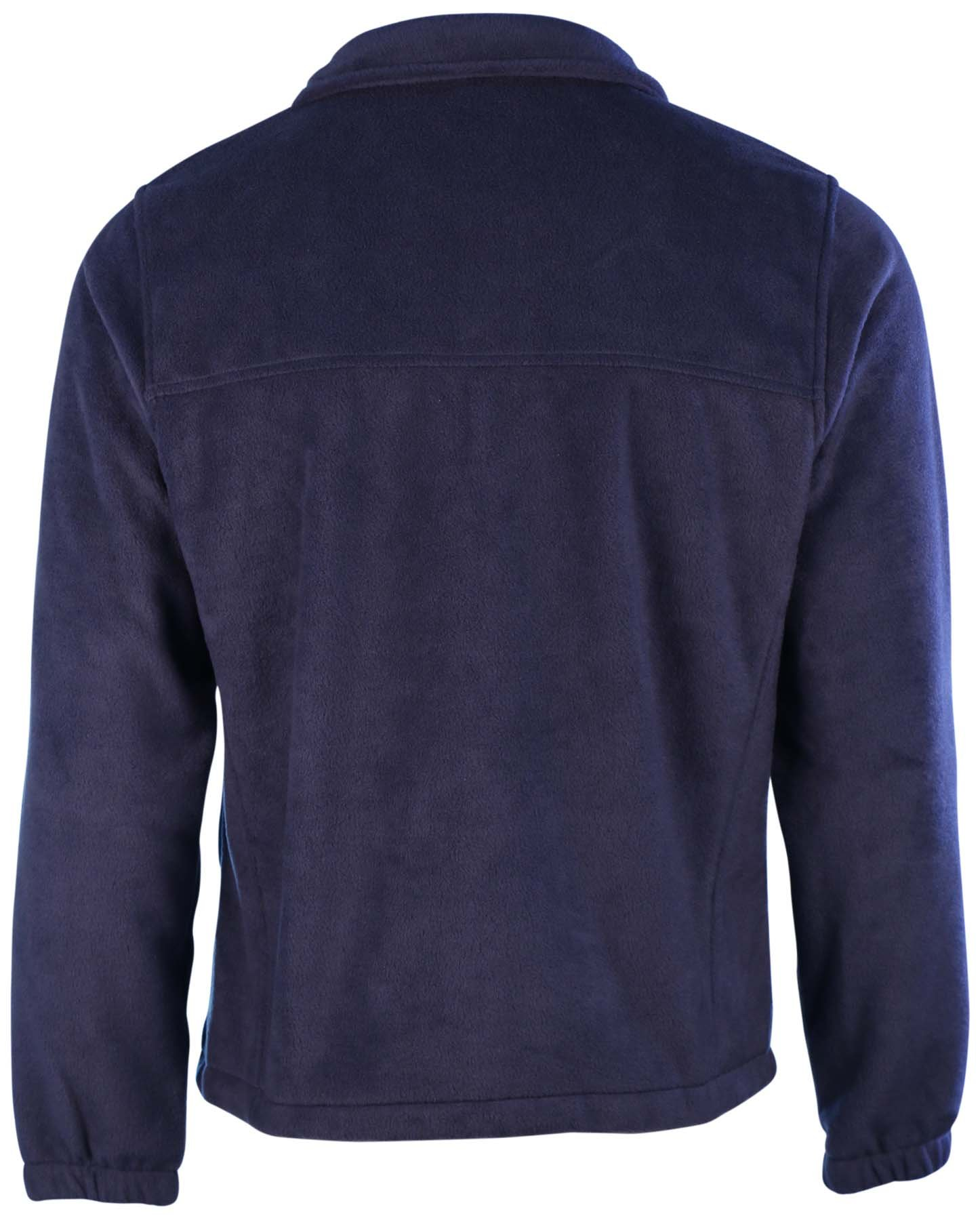 Columbia Men's Granite Mountain Fleece Jacket-Navy Blue-XL by Columbia
