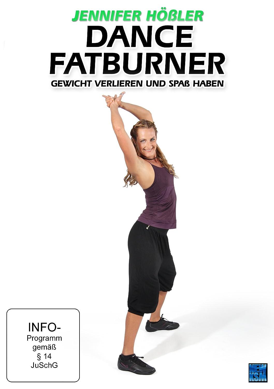 DVD Dance Fatburner bei amazon kaufen