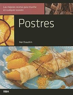 Postres (Cocina Mejor Dia a Dia) (Spanish Edition)