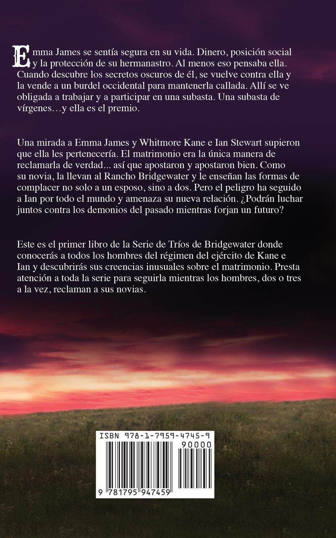 Amazon.com: La novia secuestrada (La Serie de Bridgewater) (Spanish  Edition) (9781795947459): Vanessa Vale: Books