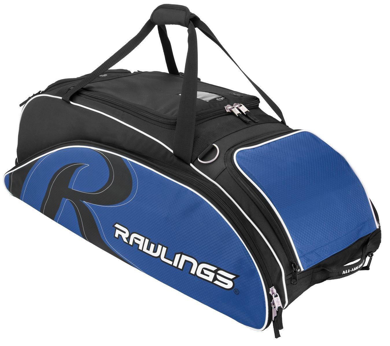 Rawlings All American機器バッグ B004L98DIM ロイヤル ロイヤル