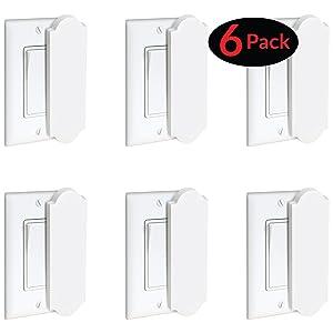 Light Switch Lock (6)