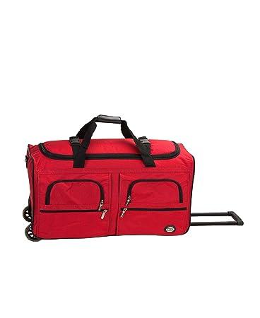 7f685b645d Rockland Luggage 36 Inch Rolling Duffle Bag