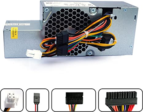 Dell FR610 Optiplex 760 780 960 980 SFF 235W Power Supply