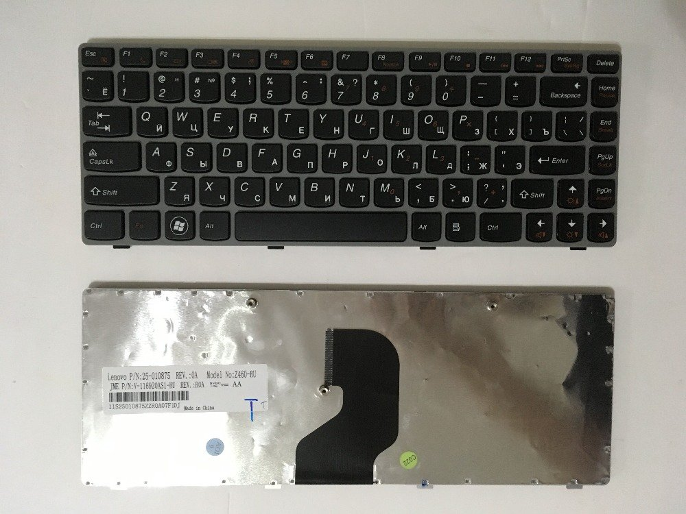83b307f1054 SellZone Laptop Keyboard Compatible for Lenovo Z460 - Buy SellZone Laptop  Keyboard Compatible for Lenovo Z460 Online at Low Price in India - Amazon.in