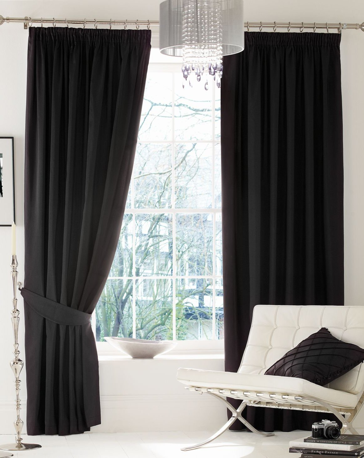 Silk Curtains For Living Room Livingroom Bedroom Lime Green Cream Ring Top Eyelet Lined Curtains