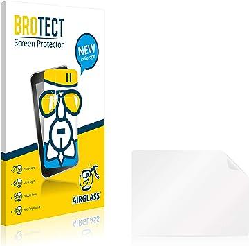 Jeep Renegade Anti-Fingerprint BROTECT 2X Entspiegelungs-Schutzfolie kompatibel mit Uconnect 6.5 Displayschutz-Folie Matt Anti-Reflex