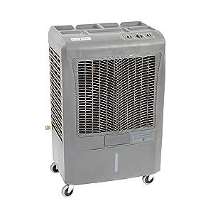 OEMTOOLS 23976 3,100 CFM 3 Speed Evaporative Cooler, 3100, Gray