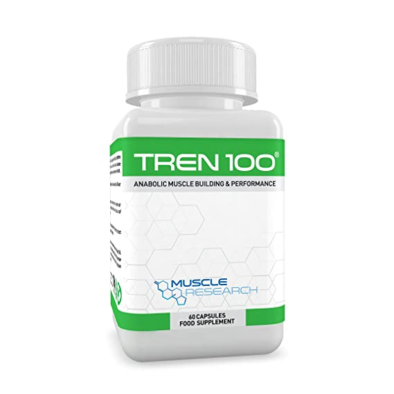 TREN 100 - Advanced Lean Muscle Growth & Fat Enhancement