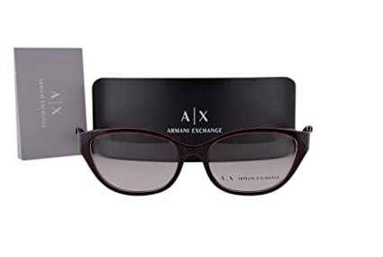 9b629124eb34 Image Unavailable. Image not available for. Color  Armani Exchange AX3033  Eyeglasses ...