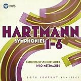 Hartmann: Symphonies 1-6