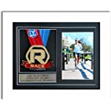 """Race Framers 11"""" Wide By 8.5"""" Tall Medal Display Frame"""