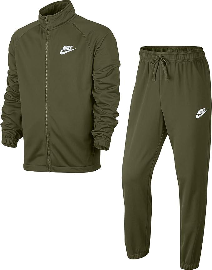 Nike M NSW CE TRK PK Basic Chándal, Hombre: Amazon.es: Ropa y ...