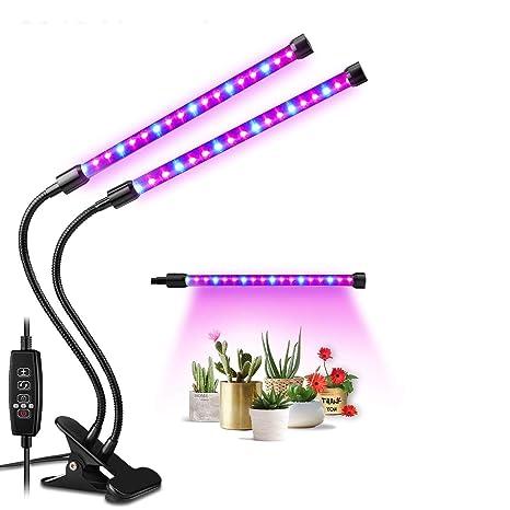 LED para plantas de interior, lámparas de cultivo de planta ...