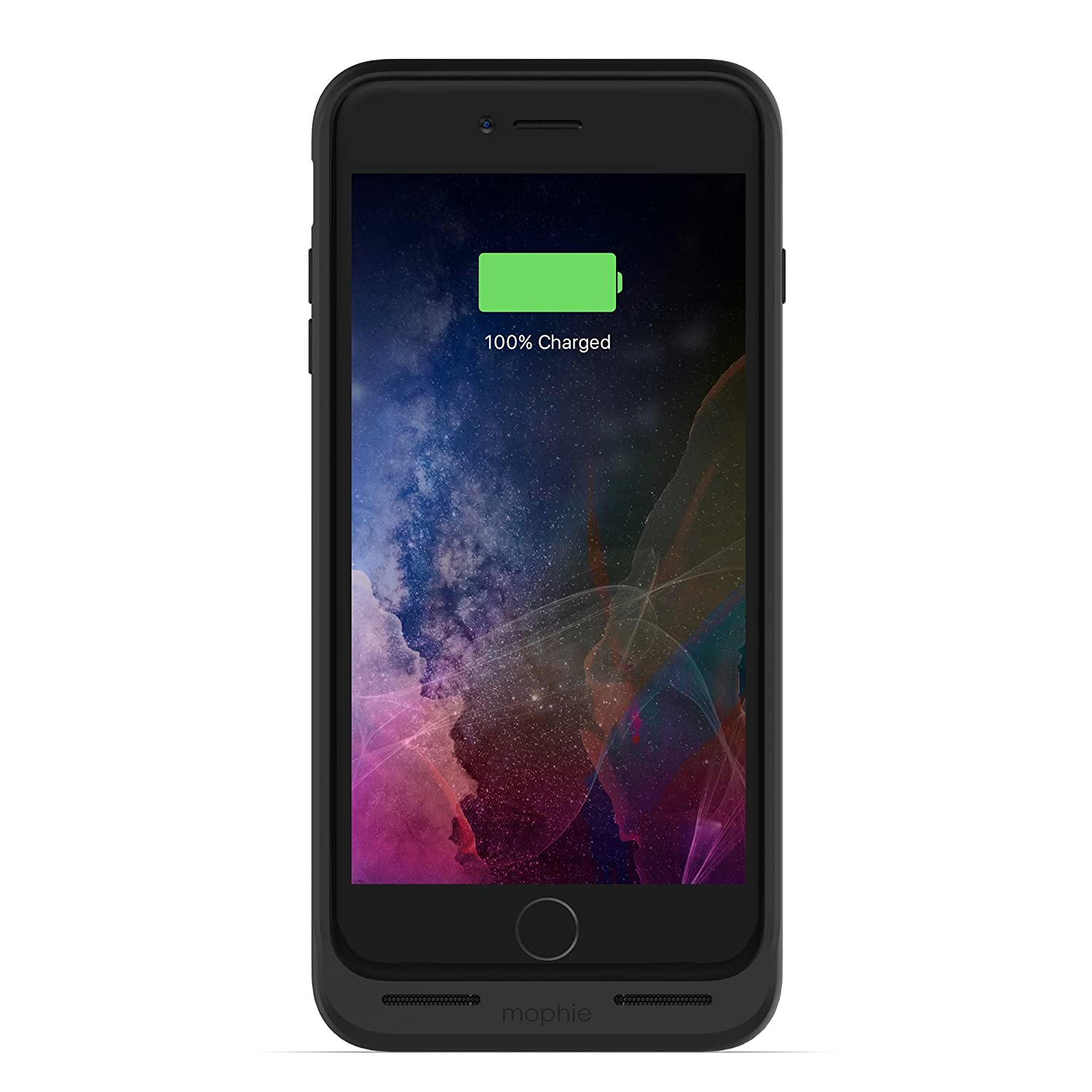 on sale 32f40 a5c3a ZAGG mophie 3679_JPA-IP7P-BLK juice pack wireless - Charge Force Wireless  Power - Wireless Charging Protective Battery Pack Case for iPhone 7 Plus –  ...
