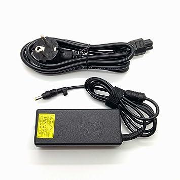 65w Adaptador Cargador Nuevo Compatible con Portátiles HP Pavilion DV1000 DV2000 DV4000 DV5000 Series Compaq Presario
