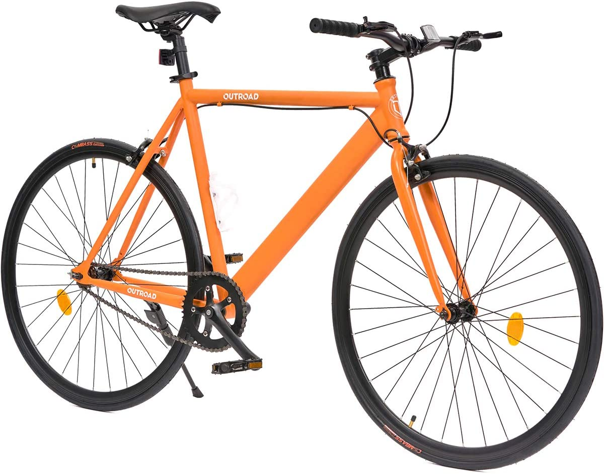 Outroad Urban City Single-Speed Commuter Bicycle