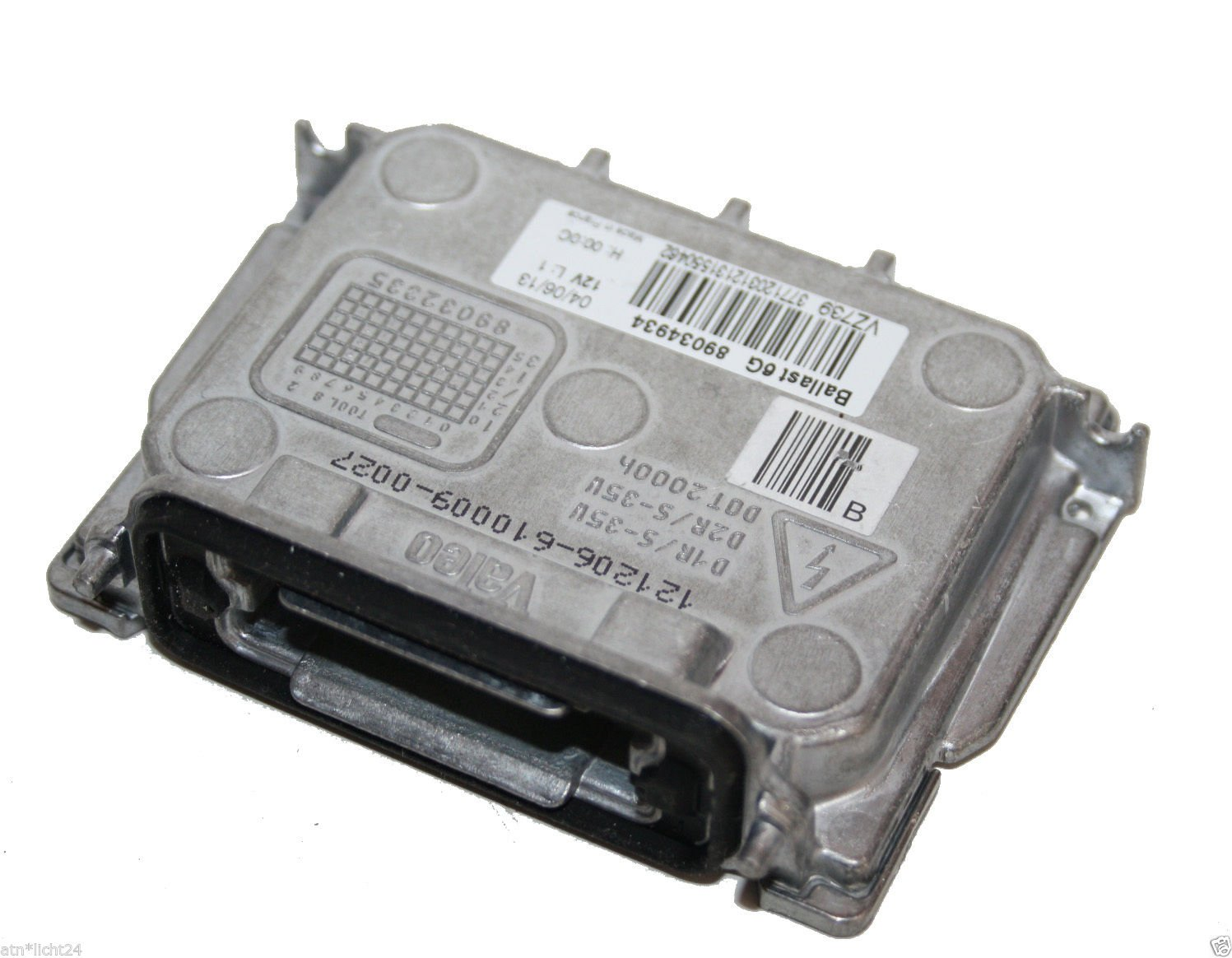 Una Centralina Xenon compatible con c/ódigo OEM Original 4L0907391/63117180050/6224L8/63117180050/7701208945/4L0907391/043731/6/g89034934/4L0907391/30784923