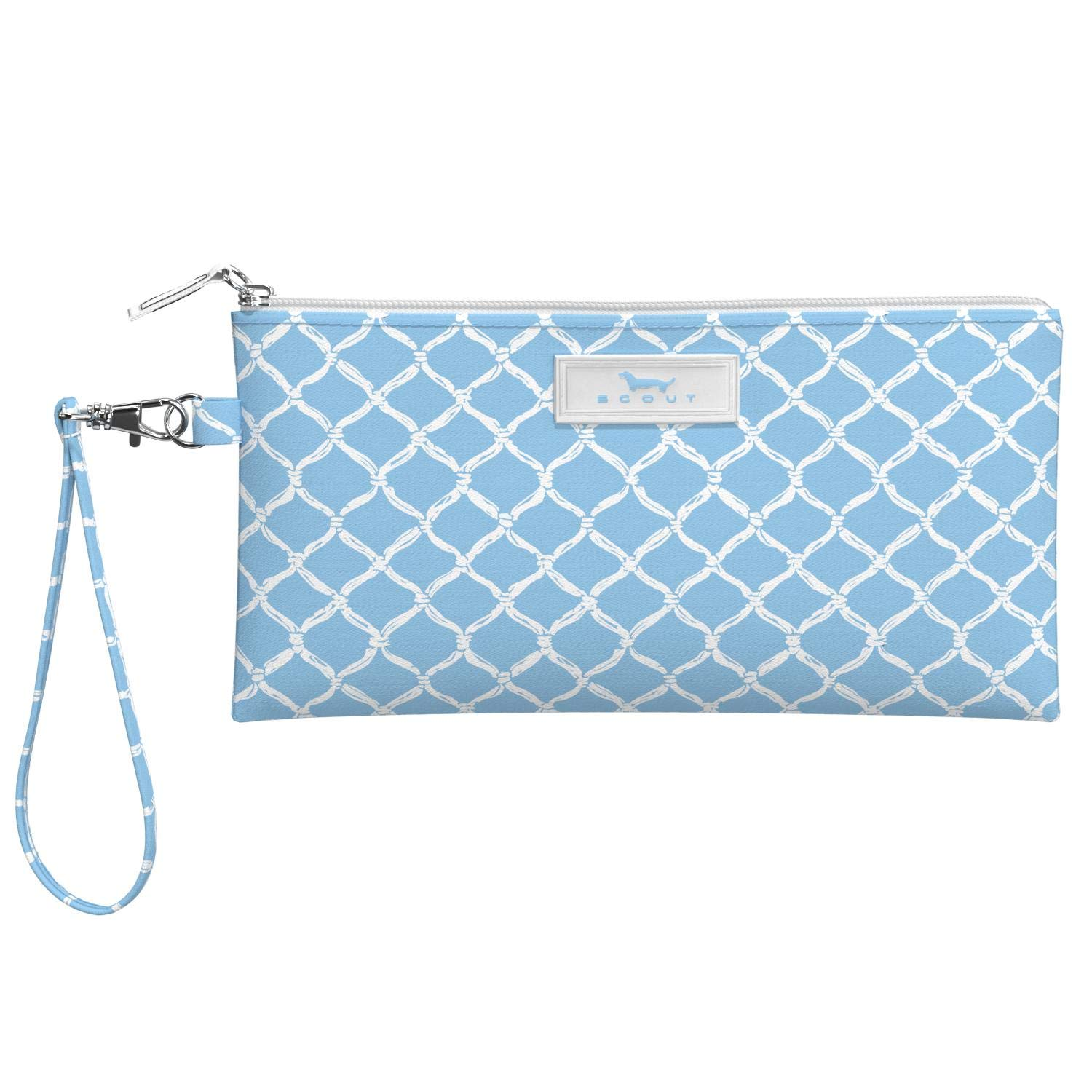 SCOUT Kate Wristlet, Lightweight Wristlet Wallet for Women, Small Clutch Wristlet with Strap (Multiple Patterns Available) by SCOUT