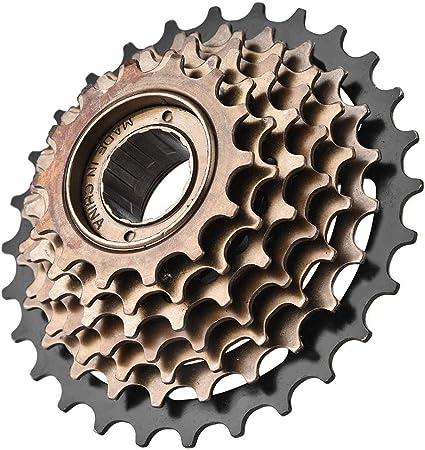 Cadena de Bicicleta Duradera de 5 Pares con Conector de uni/ón m/ágica para 8//9//10 Bicicleta de Velocidad VGEBY1 Cadena de Bicicleta de liberaci/ón r/ápida