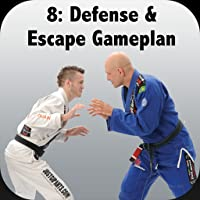 How to Defeat the Bigger, Stronger Opponent with Brazilian Jiu-Jitsu Vol 8; BJJ Submission Defense & Pin Escape Gameplan with Brandon 'Wolverine' Mullins