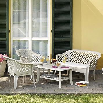 Ipae-Progarden - Juego de Muebles de jardín Compuesto por un ...