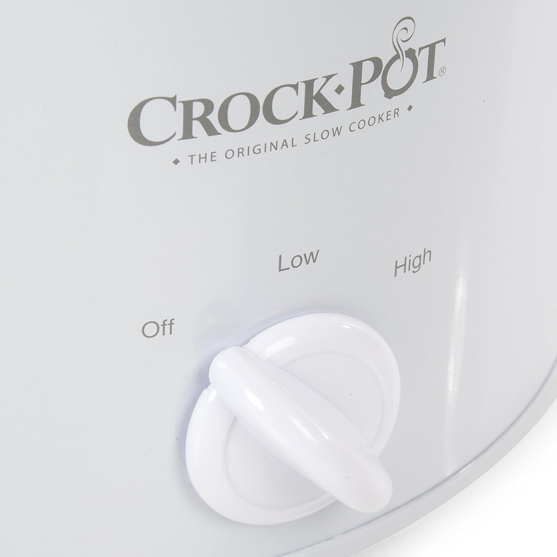 Mijoteuse Crockpot 2.5l pour 2 Personnes