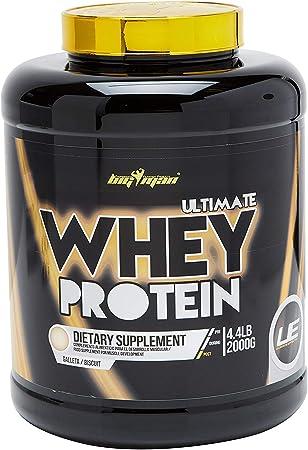 BigMan Ultimate Whey Protein 2 Kg FRESA
