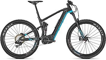Focus E-Bike Jam2 29 Ltd 10,5 AH 10G 29 aduanas Diamant blackm/Blue, color blackm/blue, tamaño 44, tamaño de rueda 29.00: Amazon.es: Deportes y aire libre