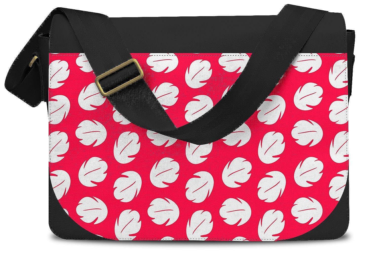 Lilo Hawaiian Dress Disney Inspired Messenger Bag