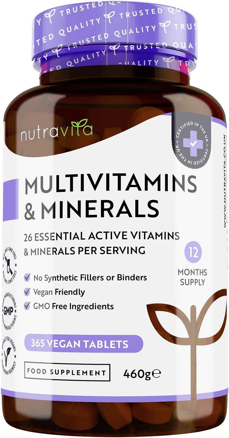 Nutravita Multivitamins