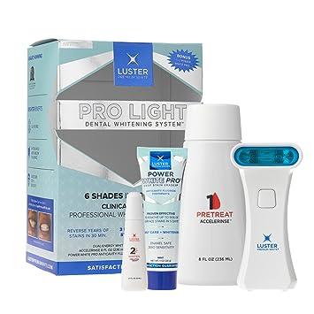 Luster Pro Light Dental Whitening System