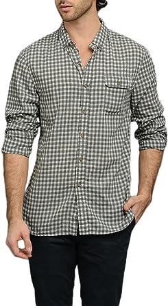 JUST A CHEAP SHIRT Mens Woven Shirt
