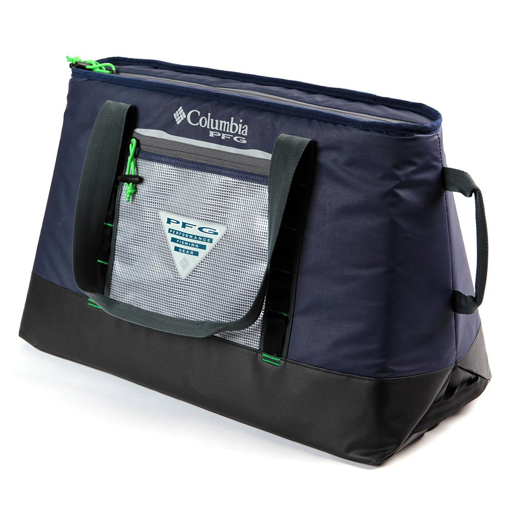 Columbia PFG Perfect Cast 45L Thermal Tote 45 L Capacity Collegiate Navy California Innovations 1-16820-23-75